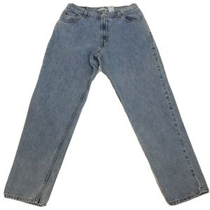 Vintage Levi's 550 relaxed tapered leg mom jeans